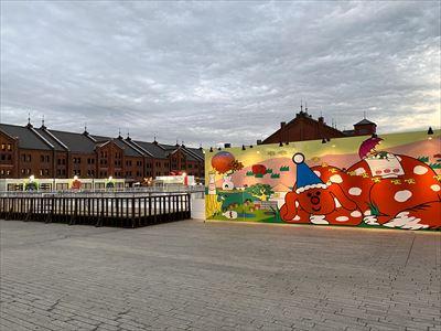 横浜赤レンガ倉庫 クリスマスマーケット