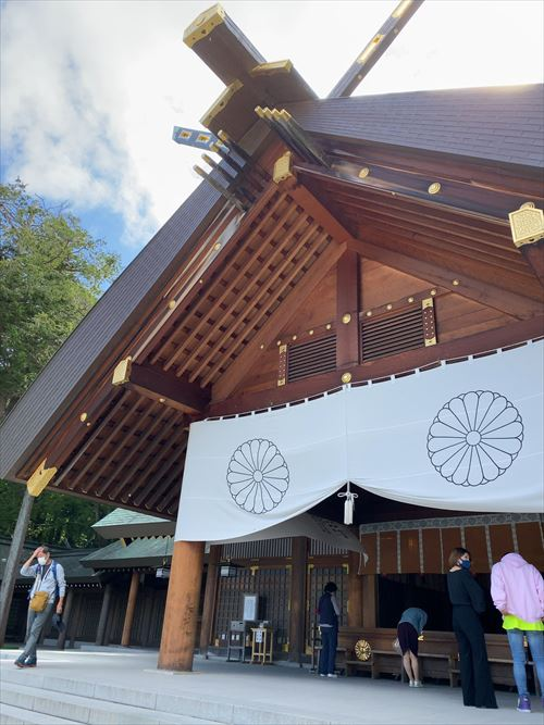 札幌 北海道神宮