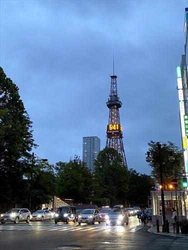 北海道 札幌 テレビ塔