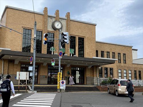 北海道 小樽 小樽駅