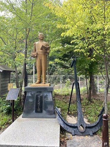 北海道 小樽 龍宮神社