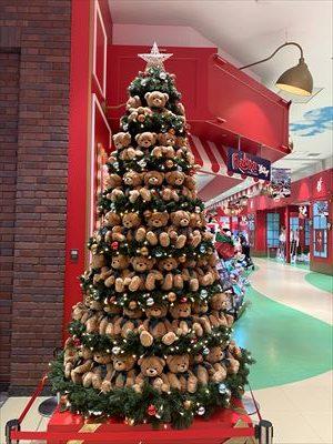 横浜 みなとみらい クリスマスツリー