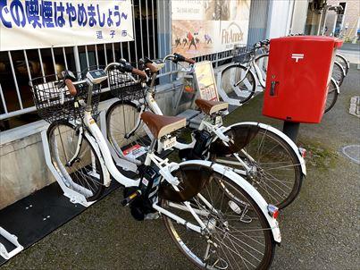 daiチャリ レンタサイクル 自転車