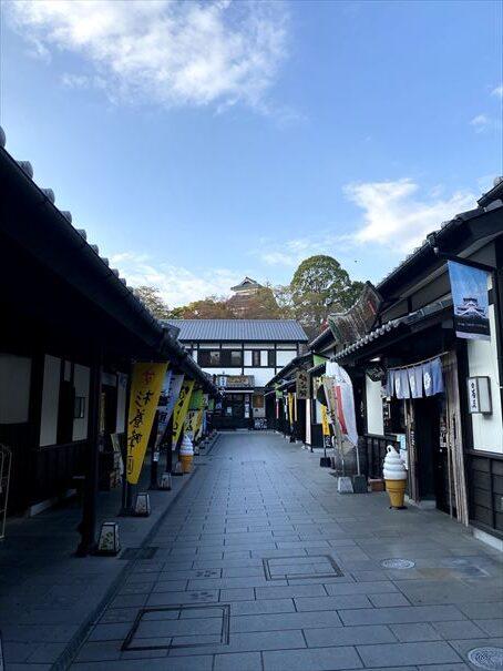 熊本 熊本城 城彩苑