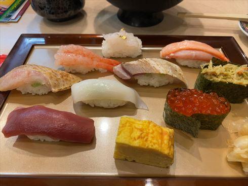 石川県 金沢 寿司