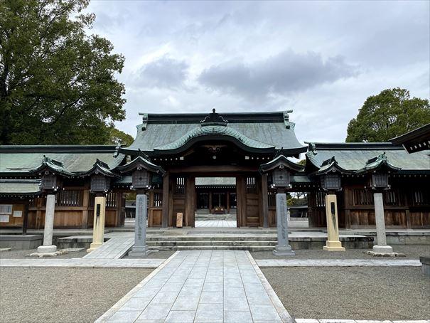 熊本 八代宮
