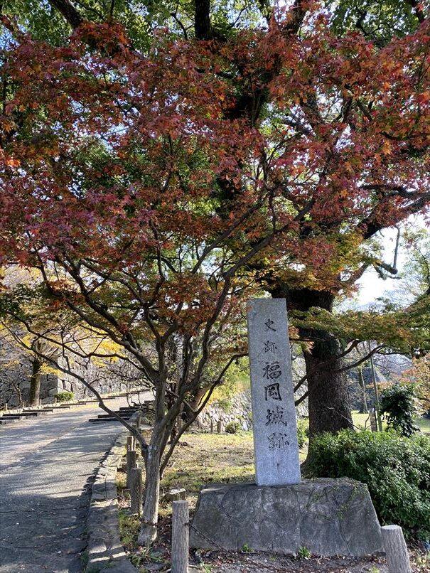 福岡 福岡城