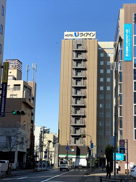 ヴィアイン名古屋新幹線口